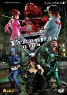 Yattaman. Il film di Takashi Miike - DVD
