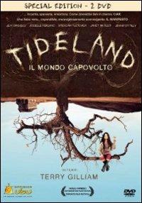 Cover Dvd Tideland. Il mondo capovolto (DVD)
