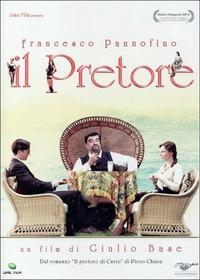 Cover Dvd pretore (DVD)