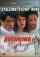 Cover Dvd Avenging Angelo - Vendicando Angelo