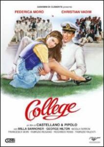 College di Franco Castellano,Pipolo - DVD