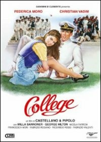 Cover Dvd College (DVD)