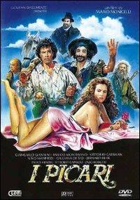 Cover Dvd picari (DVD)