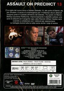 Assalto Distretto 13 di Jean-François Richet - DVD - 2