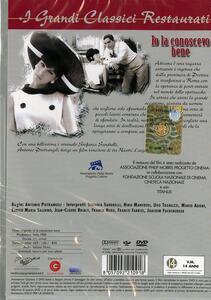 Io la conoscevo bene di Antonio Pietrangeli - DVD - 2