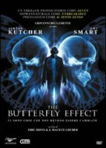 The Butterfly Effect di Eric Bress,J. Mackye Gruber - DVD