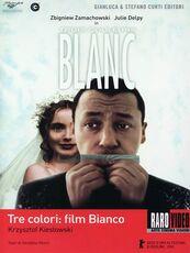 Film Film bianco. Tre colori Krzysztof Kieslowski