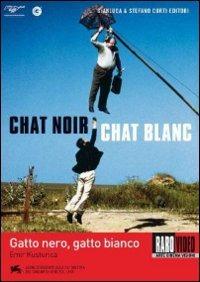 Cover Dvd Gatto nero gatto bianco (DVD)