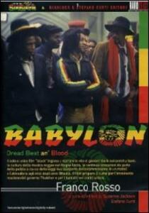 Babylon di Franco Rosso - DVD