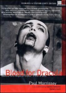 Dracula cerca sangue di vergine... e morì di sete!!! di Paul Morrissey,Antonio Margheriti - DVD