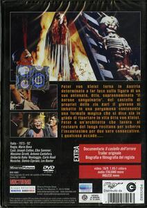 Gli orrori del castello di Norimberga di Mario Bava - DVD - 2
