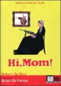 Hi, Mom! di Brian De Palma - DVD