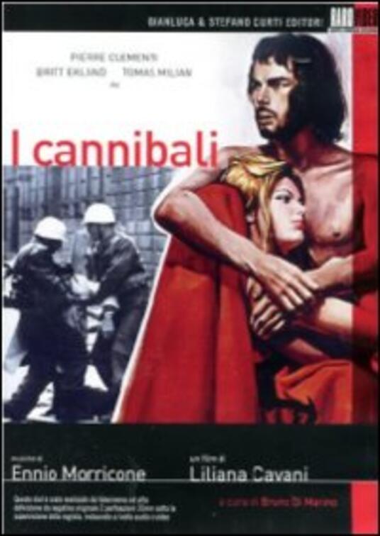 I cannibali di Liliana Cavani - DVD