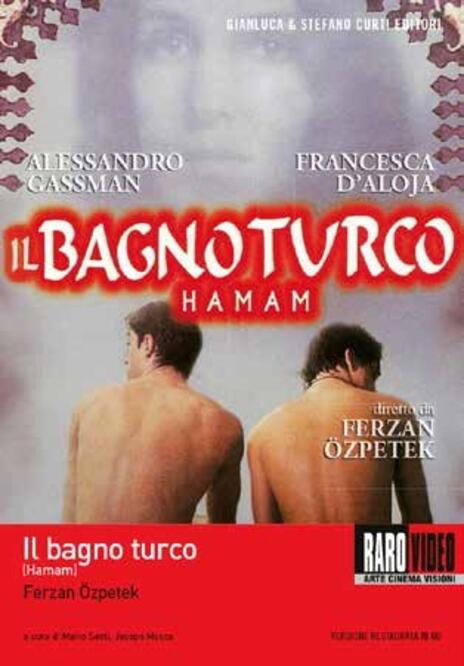 Il bagno turco (DVD) di Ferzan Ozpetek - DVD