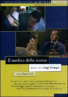 Il medico della mutua di Luigi Zampa - DVD