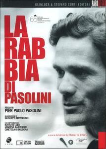 La rabbia di Pasolini di Pier Paolo Pasolini,Giuseppe Bertolucci - DVD