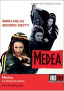 Medea - Le mura di San'a - DVD