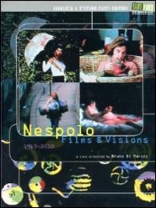Ugo Nespolo. Films & Visions di Ugo Nespolo - DVD
