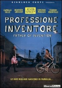 Cover Dvd Professione inventore (DVD)