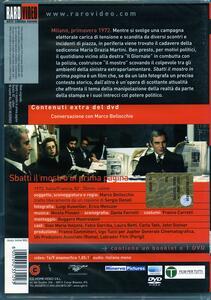 Sbatti il mostro in prima pagina di Marco Bellocchio - DVD - 2