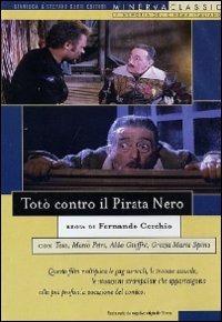 Cover Dvd Totò contro il pirata nero (DVD)