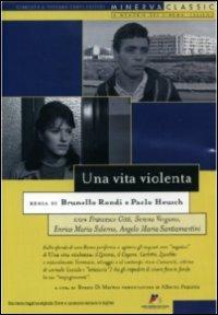 Cover Dvd vita violenta (DVD)