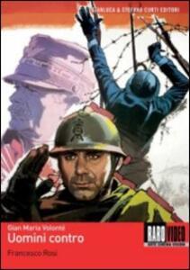 Uomini contro di Francesco Rosi - DVD