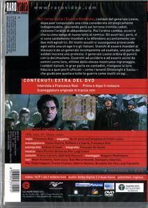 Uomini contro di Francesco Rosi - DVD - 2