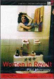 Women in Revolt di Paul Morrissey - DVD