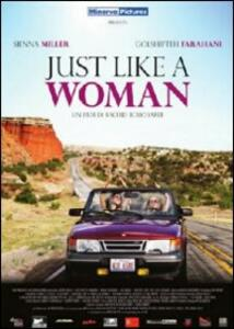 Just Like A Woman di Rachid Bouchareb - DVD