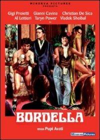 Cover Dvd Bordella (DVD)