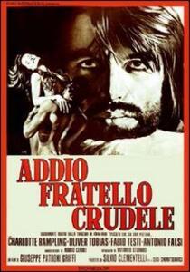 Addio fratello crudele di Giuseppe Patroni Griffi - DVD