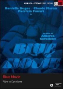 Blue Movie di Alberto Cavallone - DVD