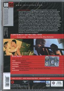 Blue Movie di Alberto Cavallone - DVD - 2