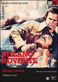 Cover Dvd Milano rovente (DVD)