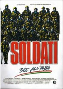 Soldati. 365 all'alba di Marco Risi - DVD