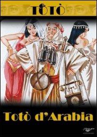 Cover Dvd Totò d'Arabia (DVD)