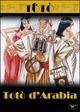 Cover Dvd Totò d'Arabia