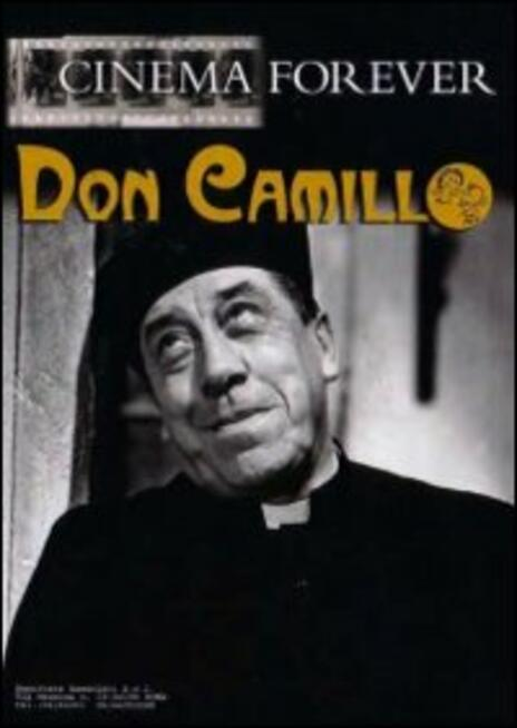 Don Camillo (2 DVD)<span>.</span> Collector's Edition di Julien Duvivier - DVD