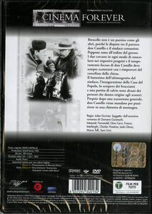 Don Camillo (2 DVD)<span>.</span> Collector's Edition di Julien Duvivier - DVD - 2