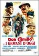 Cover Dvd Don Camillo e i giovani d'oggi
