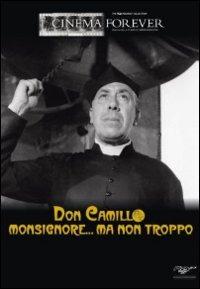 Cover Dvd Don Camillo monsignore... ma non troppo (DVD)