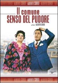 Cover Dvd comune senso del pudore (DVD)