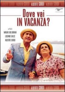 Dove vai in vacanza? di Mauro Bolognini,Luciano Salce,Alberto Sordi - DVD
