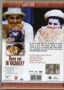 Dove vai in vacanza? di Mauro Bolognini,Luciano Salce,Alberto Sordi - DVD - 2