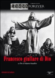 Francesco, giullare di Dio di Roberto Rossellini - DVD