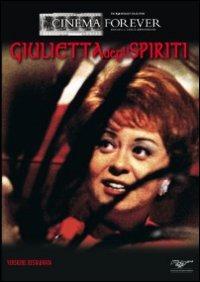 Cover Dvd Giulietta degli spiriti (DVD)