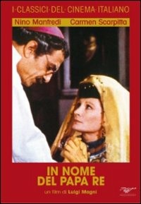 Cover Dvd In nome del Papa Re (DVD)