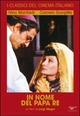 Cover Dvd In nome del Papa re