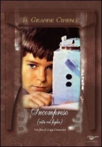 Incompreso di Luigi Comencini - DVD